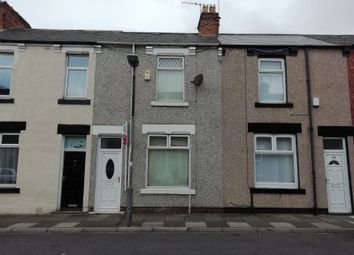 Thumbnail 2 bedroom terraced house for sale in Grasmere Street, Hartlepool