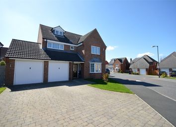 Thumbnail 6 bed detached house for sale in Weymouth Drive, Biddick Woods, Houghton-Le-Spring, Tyne & Wear.