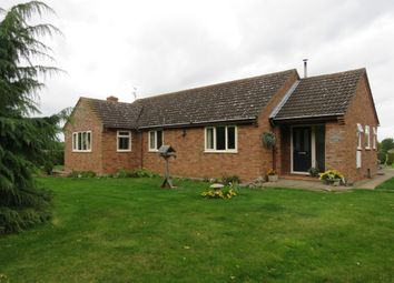 Thumbnail 3 bed detached bungalow for sale in Catchwater Bank, Ramsey Heights, Huntingdon