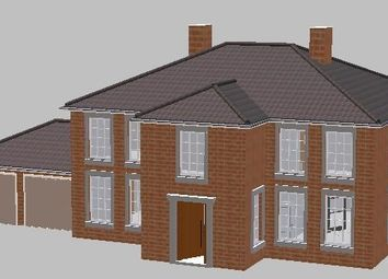 Thumbnail 5 bed detached house for sale in Plot 2 Stonehill Crescent, Ottershaw, Chertsey
