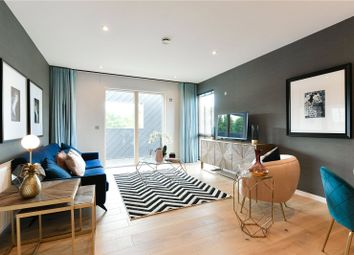 Thumbnail 2 bed flat for sale in Watford Riverwell, Thomas Sawyer Way, Watford, Hertfordshire
