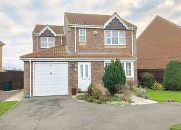 Thumbnail 3 bed detached house for sale in Merrills Way, Ingoldmells, Skegness, Lincolnshire