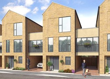 Thumbnail 4 bedroom detached house for sale in The Featherstone, Millbrook Park, Henry Darlot Drive, Mill Hill, London