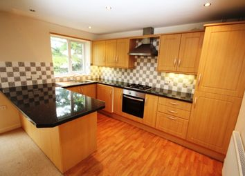 Thumbnail 1 bed flat to rent in Cheadle Road, Forsbrook, Stoke-On-Trent