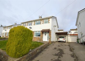 3 bed semi-detached house for sale in Hawthorn Park, Brynna, Pontyclun CF72