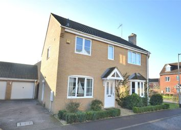 Thumbnail 4 bed detached house for sale in Snowdrop Close, West Lynn, King's Lynn