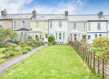 Thumbnail 3 bed terraced house for sale in Millbrook, Torpoint, Cornwall
