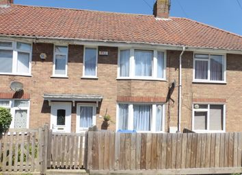 Thumbnail 2 bedroom terraced house for sale in Jex Road, Norwich