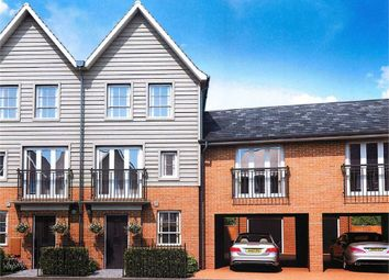 Thumbnail Terraced house to rent in Carmania Circle, Brooklands, Milton Keynes, Buckinghamshire