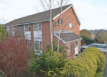 Thumbnail 2 bed end terrace house for sale in Northanger Close, Alton, Hampshire