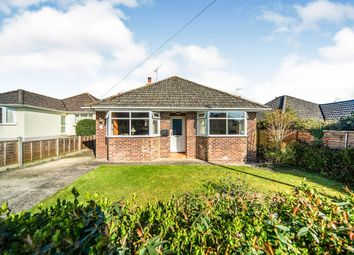 Thumbnail 3 bed detached bungalow for sale in Meadow Road, Charlton Marshall, Blandford Forum