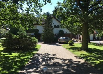 Thumbnail 4 bed detached house to rent in Blackfirs Lane, Congleton