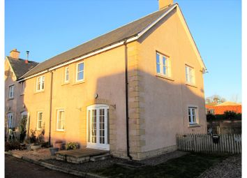 Thumbnail 3 bed semi-detached house for sale in West Nisbet Steading, Jedburgh