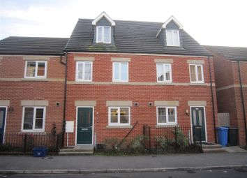 Thumbnail 4 bedroom town house for sale in Locke Drive, Sheffield