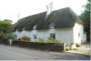 Thumbnail 3 bed cottage to rent in East Lulworth, Wareham