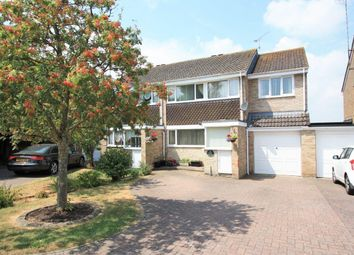 Thumbnail 4 bed semi-detached house for sale in Barra Close, Highworth, Swindon