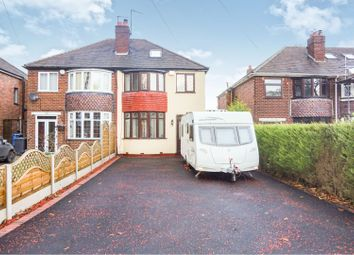 Thumbnail 4 bed semi-detached house for sale in Sneyd Lane, Wolverhampton