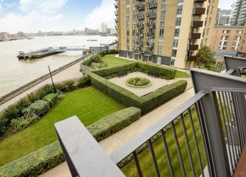Thumbnail 2 bed flat to rent in Pierpoint Building, Westferry Road, London