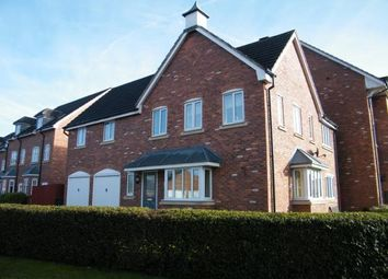 Thumbnail 4 bed detached house for sale in Haydn Jones Drive, Nantwich, Cheshire