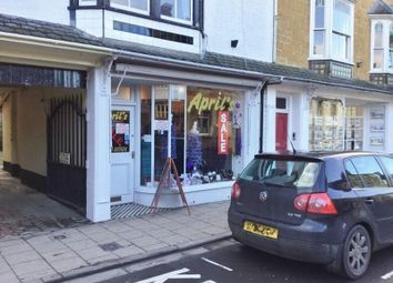 Thumbnail Retail premises for sale in 13 Fore Street, Castle Cary