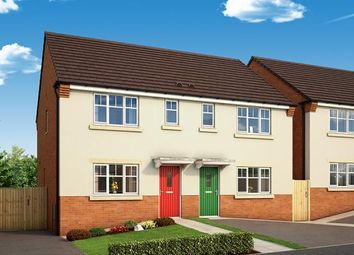 "Thumbnail 3 bedroom property for sale in ""The Spruce At The Willows, Dudley"" at Middlepark Road, Dudley"