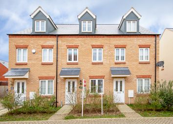 3 bed town house for sale in Fontwell Road, Bicester OX26
