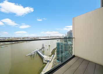 Thumbnail 2 bed flat to rent in Upper Riverside, Cutter Lane, Greenwich