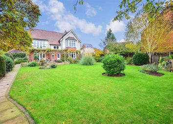 Thumbnail 4 bedroom detached house for sale in Grange Road, Gillingham, Kent