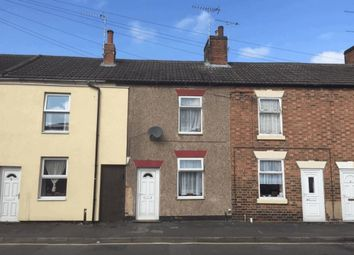 Thumbnail 2 bed property to rent in Cross Street, Burton Upon Trent, Staffordshire