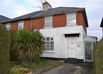 Thumbnail 3 bed semi-detached house for sale in Poplar Avenue, Swindon