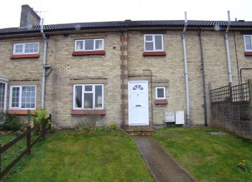 Thumbnail 3 bedroom terraced house to rent in Lankester Road, Royston, Hertfordshire