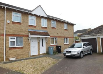 Thumbnail 2 bedroom terraced house for sale in Bluebells, Deeping St. James, Peterborough
