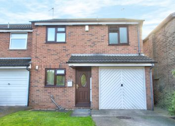 Thumbnail 3 bed semi-detached house for sale in Lodge Close, Redhill, Nottingham
