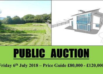 Thumbnail Land for sale in Building Plot Adjacent To Coedmor, Bwlch Mawr, Dinas Cross, Newport, Pembrokeshire