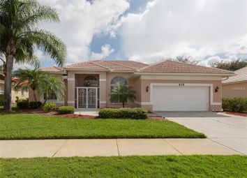 Thumbnail 3 bed property for sale in 625 Balsam Apple Dr, Venice, Florida, 34293, United States Of America