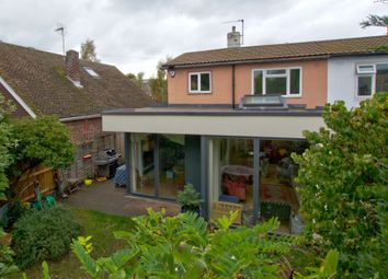 Thumbnail 3 bed semi-detached house for sale in Bishops Road, Trumpington, Cambridge