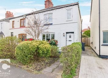 Thumbnail 3 bed cottage for sale in Kings Road, Little Sutton, Ellesmere Port, Cheshire