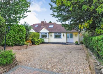 Thumbnail 3 bed bungalow for sale in Slough Road, Allens Green, Sawbridgeworth