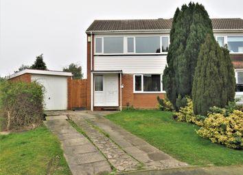 Allard, Tamworth B77. 3 bed semi-detached house for sale