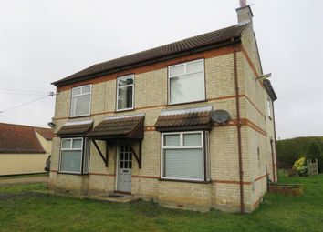 Thumbnail 4 bed detached house for sale in Holmsey Green, Beck Row, Bury St. Edmunds