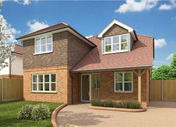 Thumbnail 3 bed detached house for sale in Wendover Pines, Welwyn, Hertfordshire