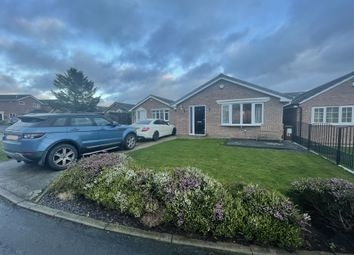3 bed bungalow for sale in Windsor Rise, Pontefract WF8