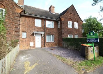 Thumbnail 3 bed terraced house to rent in South Drive, Shortstown, Bedford