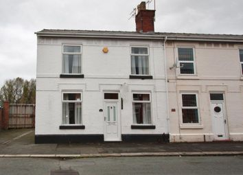 Thumbnail 2 bed end terrace house to rent in Slater Street, Latchford, Warrington