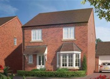 Thumbnail 4 bedroom detached house for sale in Pershore Road, Hampton, Evesham