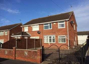 Thumbnail 3 bedroom semi-detached house for sale in Ark Royal, Bilton, Hull
