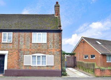 2 bed semi-detached house for sale in High Street, Milton Regis, Sittingbourne, Kent ME10