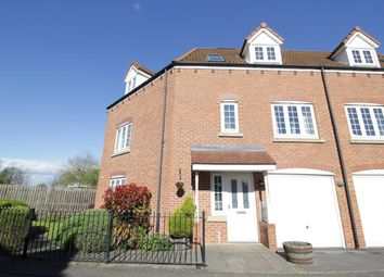 Thumbnail 3 bed terraced house for sale in Scholars Gate, Garforth, Leeds