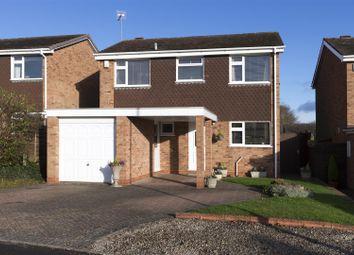 Thumbnail 4 bed detached house for sale in Tidmarsh Road, Leek Wootton, Warwick