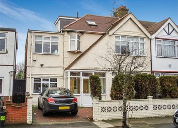 Thumbnail 6 bedroom end terrace house for sale in Canterbury Avenue, Ilford, Essex